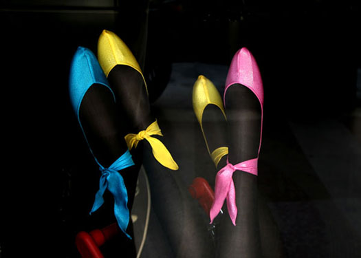 Color of deFeet