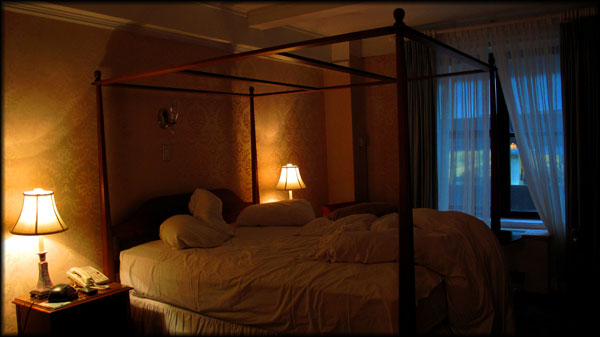 (c) 2009 - Another NY hotel room