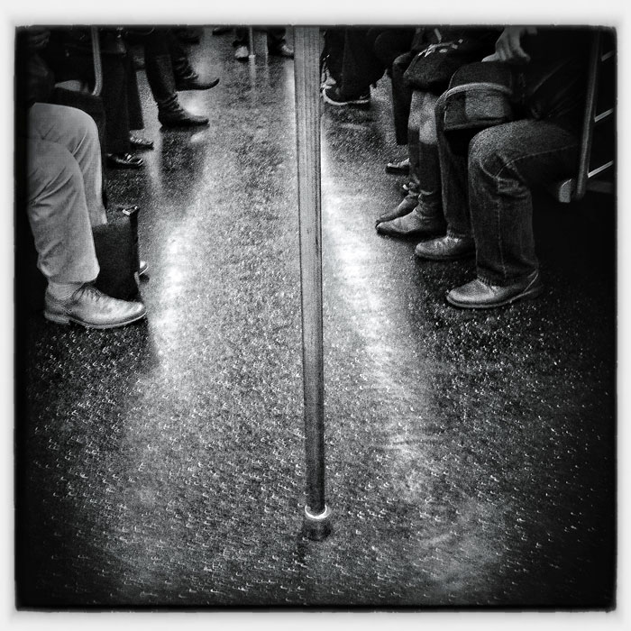 Daily NYC commute