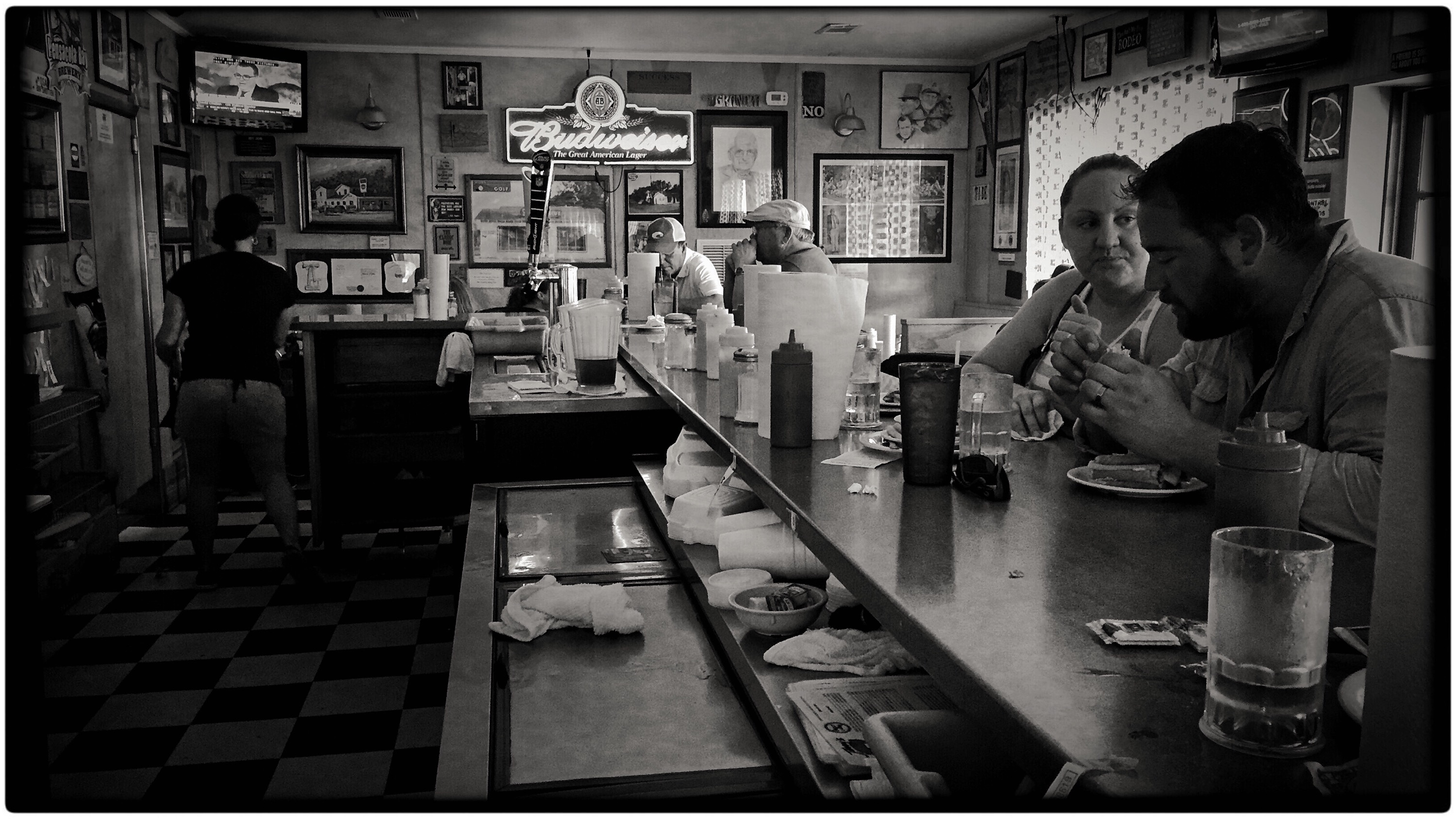 The Roadtrip ... Jerry's Drive In, Pensacola, Fl